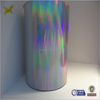 Cheaper price Holographic metallized paper/paperboard