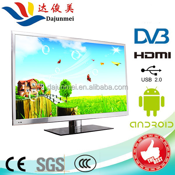 Guangzhou Factory 22 24 32 42 50 Inch Smart HD LED TV