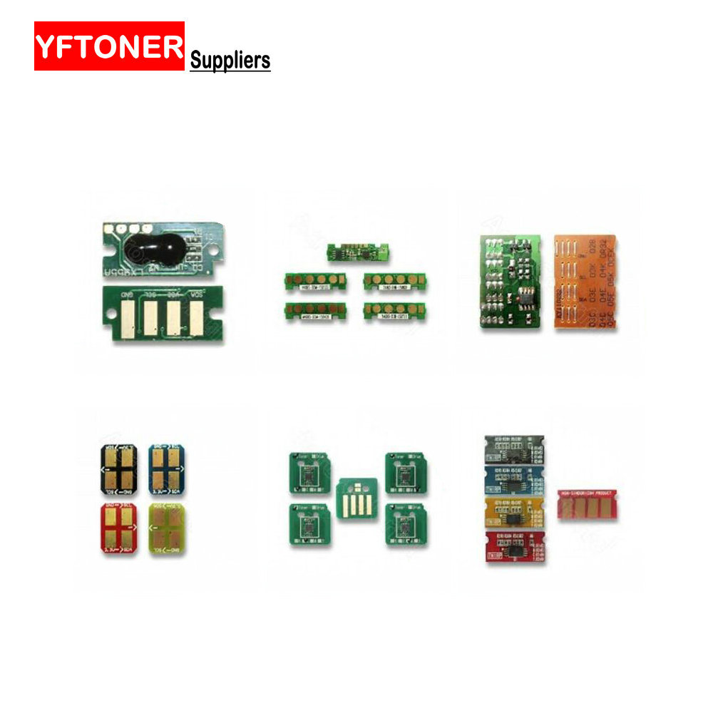 YFTONER Toner Chip for Xeroxs WC <strong>C118</strong> C125 M118 Dc 156 186 1055 1085 Toner Cartridge 013R00589 13R589 CT350285