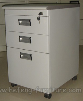 3 Drawer Side Cabinet