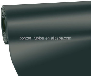 1mm to 50mm thickness viton rubber sheeting roll
