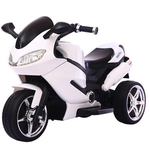 Children Toys Motorcycle With Light And Music Baby Motorised Motorcycle