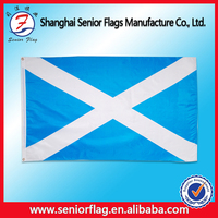 country flag, national flag decorate with company logo flag