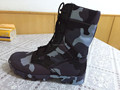 Panama pattern sole camouflage color army combat boots for military duty