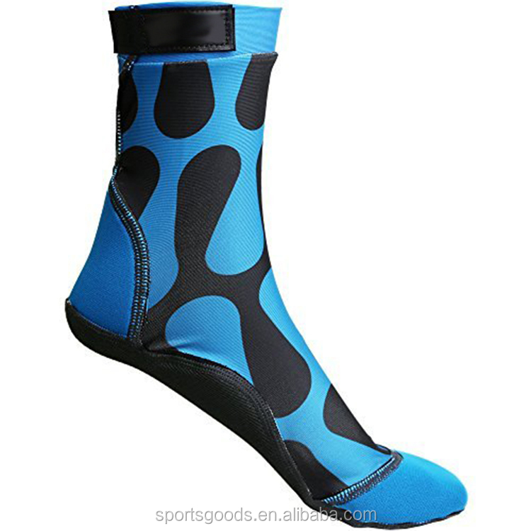 High Quality Fashion Breathable Waterproof Socks For Diving