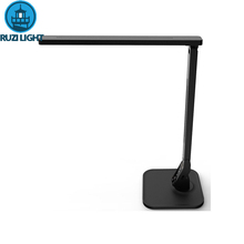 Certificated Stylish Metal Bed Headboard Table Lamp With Base Switch