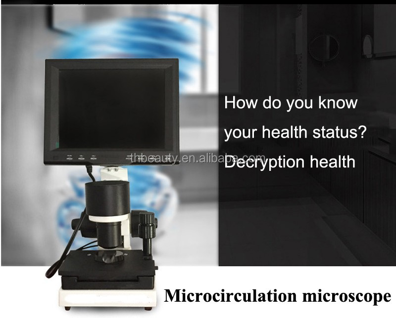 microcirculation machine