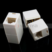 RJ45 Ethernet Straight Coupler / Network Cable Joiner,Connector