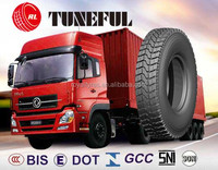 discount tire TUNEFUL brand triangle tires 12R22.5 daewoo bus price