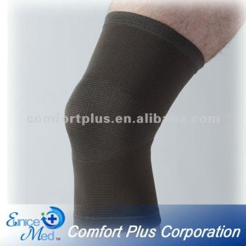 Bamboo charcoal knitted knee support