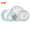 LY- daily used china dinnerware , used restaurant dinnerware