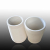 2016 Wear resistant alumina tapered ceramic pipes for casting iron