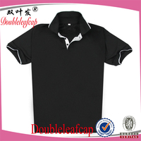 custom man blank polo t-shirt for wholesale