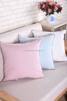40*40cm printable sublimation blank pillow case,decorative cushion pillow