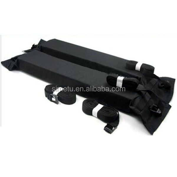 Soft Vehicle Rooftop Luggage Cargo Storage Carrier Rack Support Kit soft rack for car