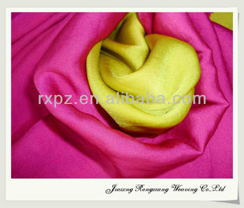 50D*50D Washing Effect Silk chiffon Fabrics