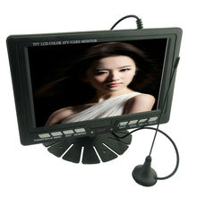 7 inch led digital portable tv