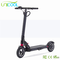 Hot sale foldable two wheel smart electric motorcycle scooter
