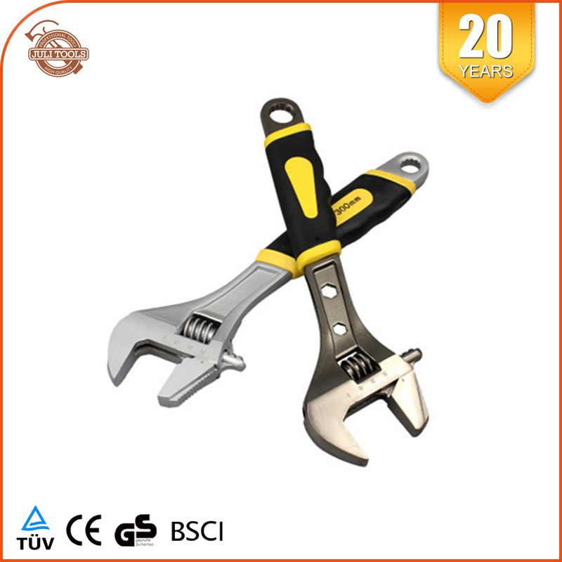 Multifunction Adjustable Wrench Pipe for Car Repairing Machine