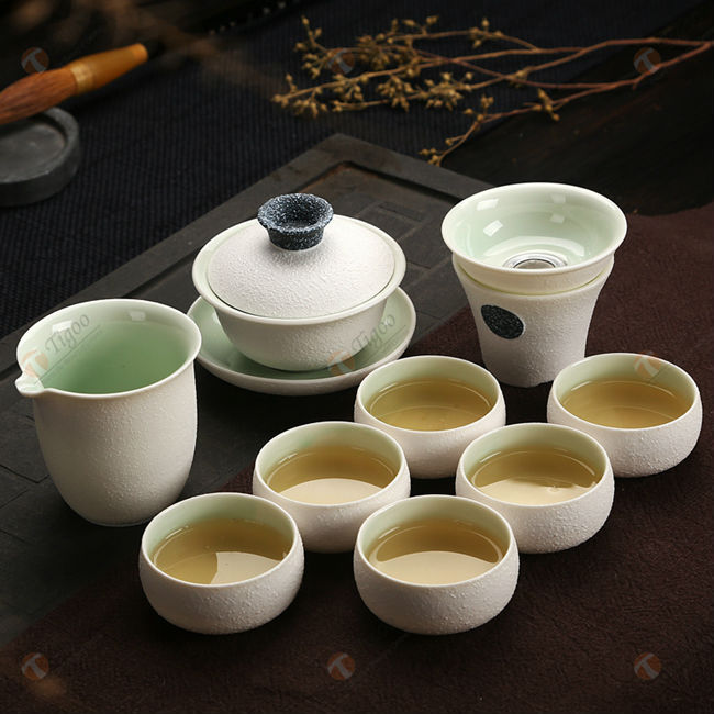 TG-401W128-W special tea set 2014 with CE certificate xingyue 150cc