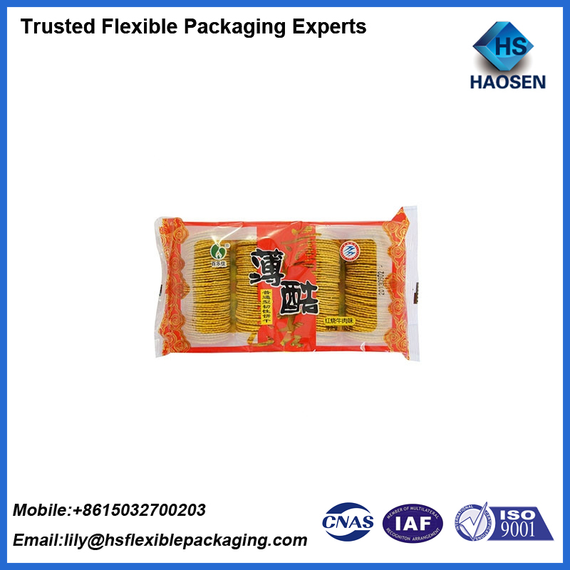 Food Grade Plastic Bags Coconut Oil Sachet Printing Packing