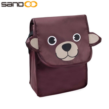 2017 new design animal thermal kids lunch box bag , lunch handbag, thermal bag for lunch box