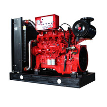 High Speed 2900rpm 3000rpm Fire Pump Diesel Engine