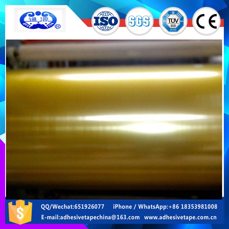China Factory opp roll jumbo rolls bopp adhesive packaging tape with CE certificate
