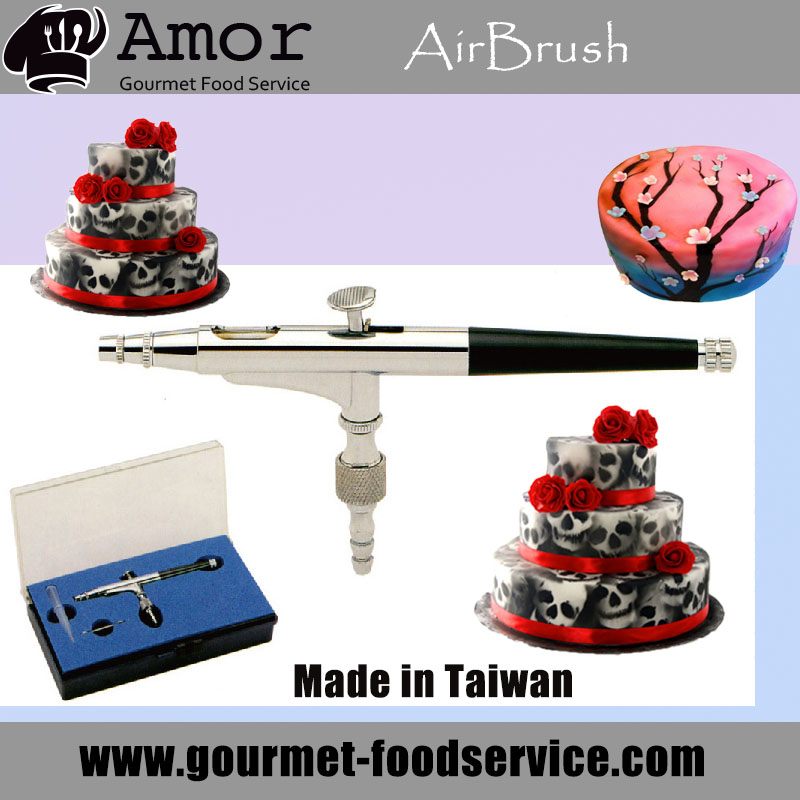 Professional Cake Decorating Airbrush