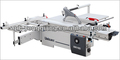 Precision woodworking table cutting saw/electric up/down
