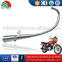 PT-200CC motorcycle exhaust flexible exhaust pipe for small engine generator