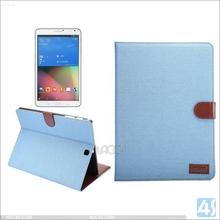 Jeans wallet leather case for Samsung Galaxy Tab S2 8.0 T715
