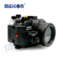 Meikon underwater housing IPX8 Waterproof Camera Case for Sony A6300
