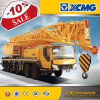 2017 XCMG Factory 100T Mobile Truck Crane QY100K-I