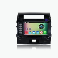 "2015 new A9 dual core 8"" Android 4.4 Car DVD for Toyota Land Cruiser 200(2008-2012 ) with Capacitive touch Screen"