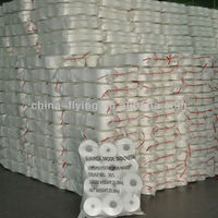 100% polyester spun virgin yarn