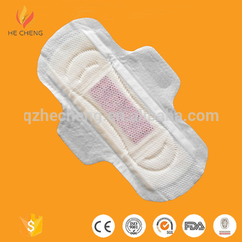 Ladies anion sanitary napkin with negative ion Philippines