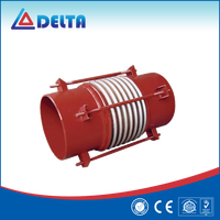 Metallic Metal Stainless Steel Bellows Expansion Joint