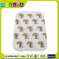 High quality promotional cloth diaper baby travel foldable changing mat