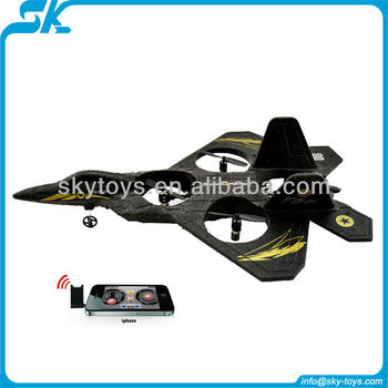 2013 New!iphone rc helicopter 2.4G 4 aixs EFO quadcopter helicopter rc