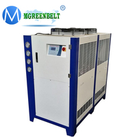 Scroll Type 6 Ton 12hp Low Temperature Glycol Cooling Solution Water Chiller