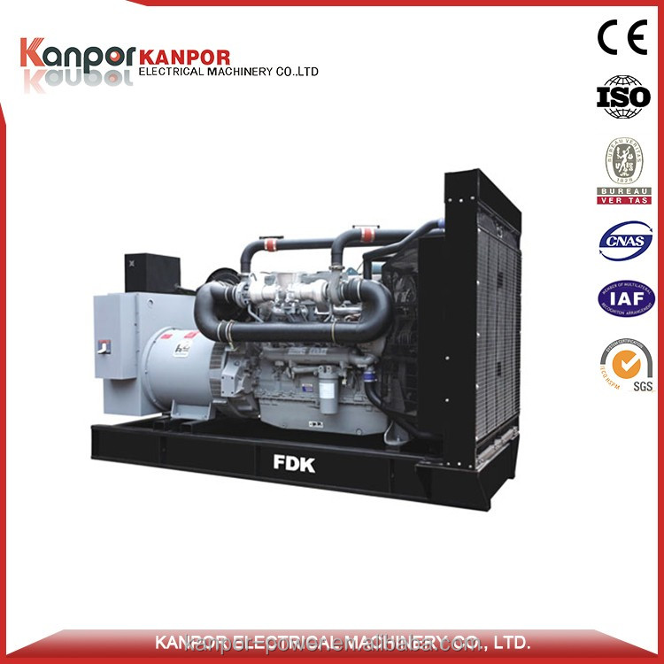 High quality open type 30.4A 17.6KW/22KVA kva dynamo generator price