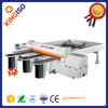 Hot selling professional saw machine MJK1327F computer panel saw with precision linear slide rail