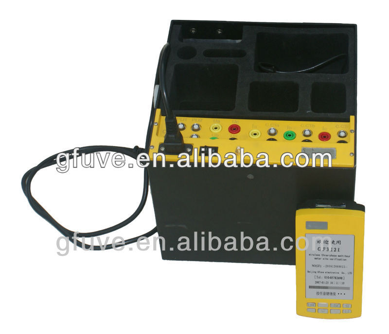 Wireless Digital Phase Angle Meter Tester