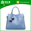Global Bag Brand Latest Fashion Design Ladies Genuine leather Big Hand Bag
