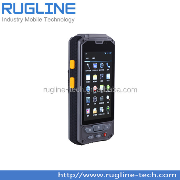 4.3 inch Android Tablet Fingerprint reader USB Host with bluetooth,GPRS/3G,GPS,WIFI,Barcode scanner (RT310)