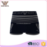 Woven eco-friendly custom print wholesale price nylon men's boxer briefs wholesale