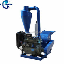 Discount Price Diesel Engine Agricultural Waste Corn Hammer Mill for Sale