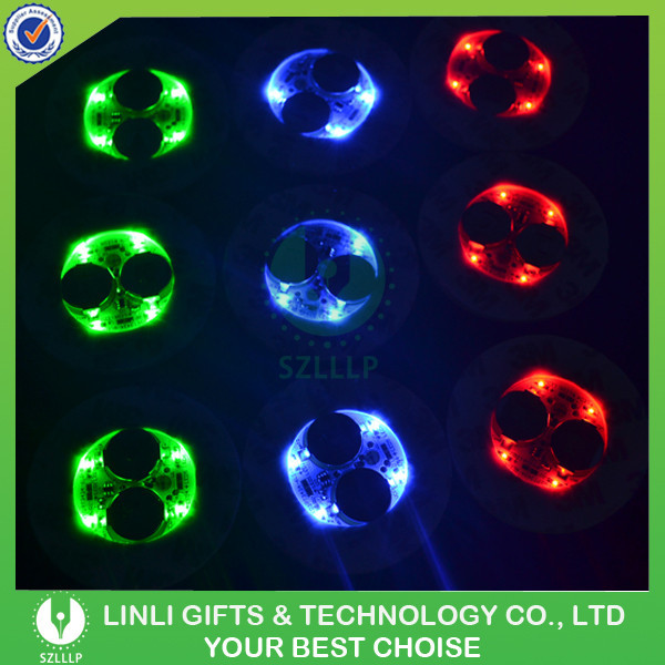 Popular Colorful LED Plastic Stickers For Plastic Cups For Bar, Light Plastic Stickers For Plastic Cups For Christmas