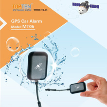 MT05 mini vehicle tracking device gps car tracker motorcycle and car alarm kit